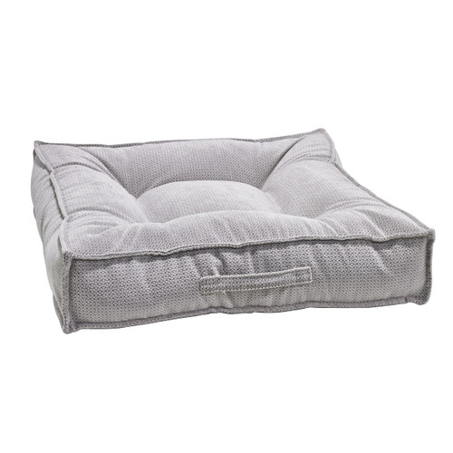 Bowsers Piazza Bed - Silver Treats
