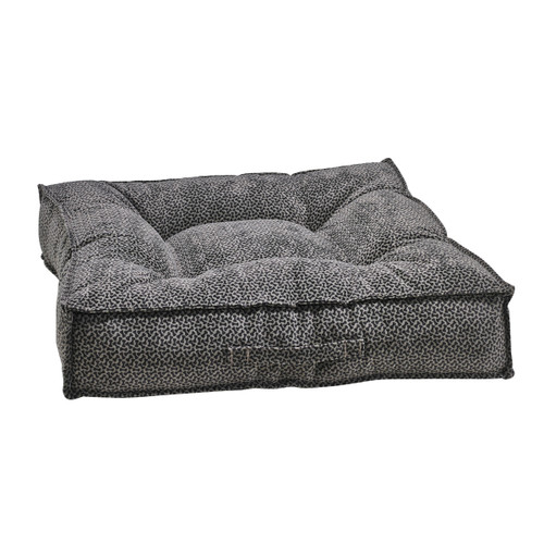 Bowsers Piazza Bed - Pewter Bones
