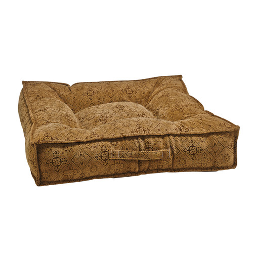 Bowsers Piazza Bed - Pecan Filigree