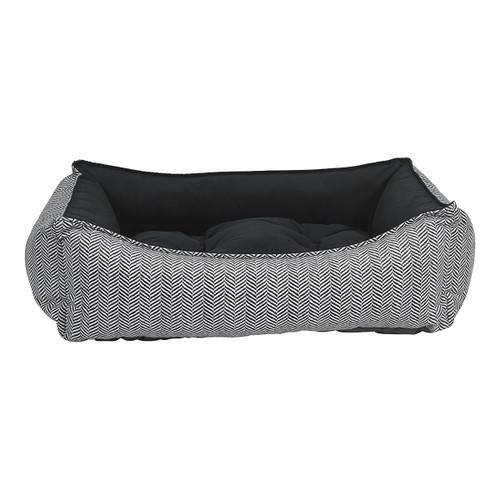 Bowsers Scoop Bed - Herringbone