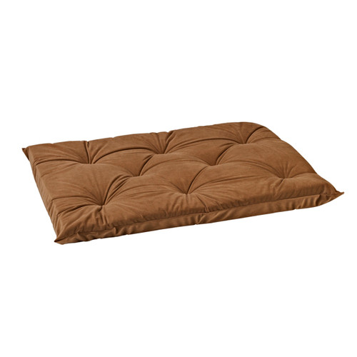 Bowsers Tufted Cushion - Toffee