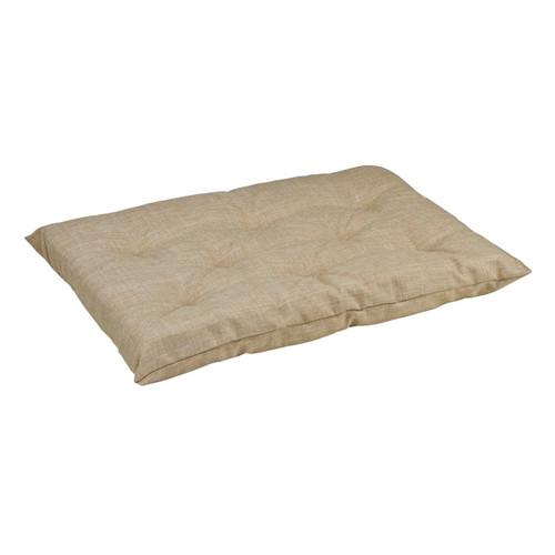 Bowsers Tufted Cushion - Flax