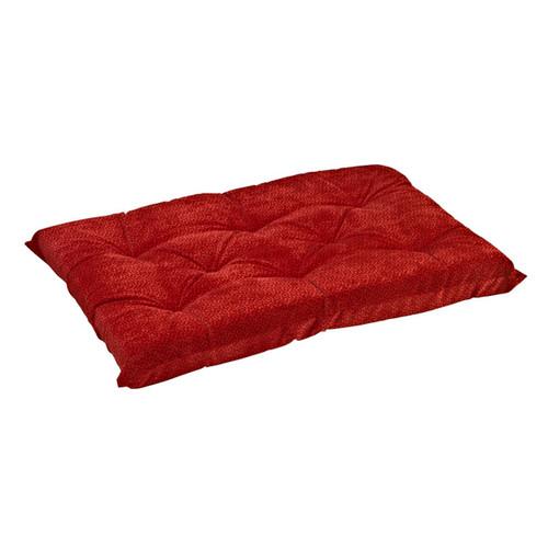 Bowsers Tufted Cushion - Cherry Bones