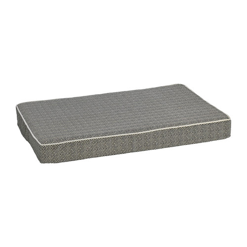 Bowsers Isotonic Memory Foam Mattress - Herringbone