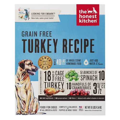 Honest Kitchen Grain Free Turkey
