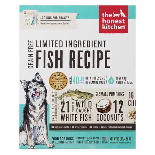Honest Kitchen Limited Ingredient Fish