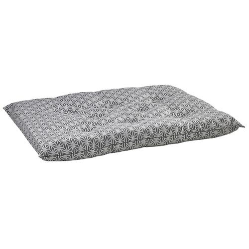 Bowsers Tufted Cushion - Mercury