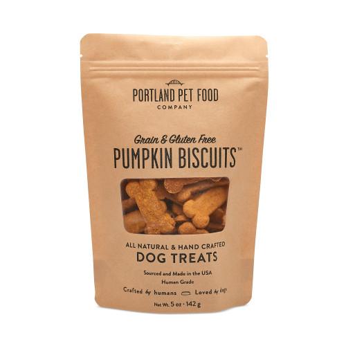 Portland Pet Food Co. Pumpkin Biscuits