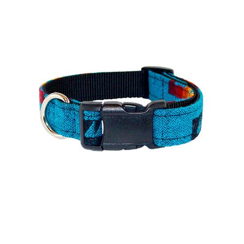 Wool Dog PDX Pendelton Wool Collar - Nehalem