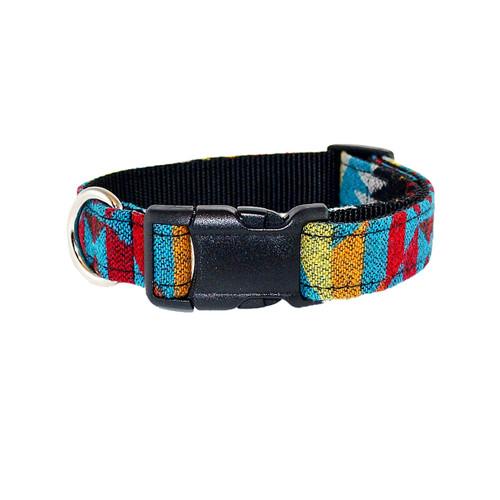 Wool Dog PDX Pendelton Wool Collar - Sandy