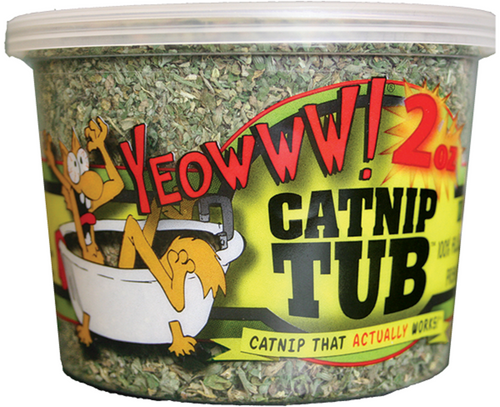 Yeowww! Catnip Tub 2oz