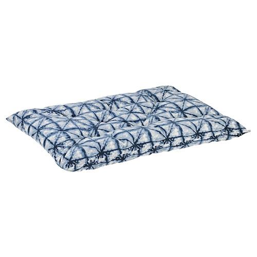 Bowsers Tufted Cushion - Shibori
