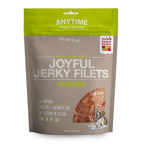 Honest Kitchen Chicken Jerky