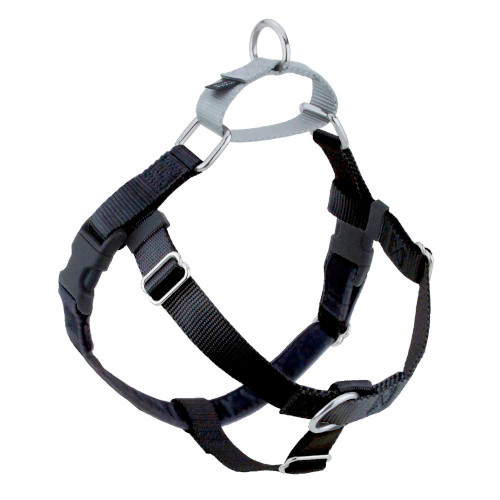 The Freedom No-Pull Harness- Black