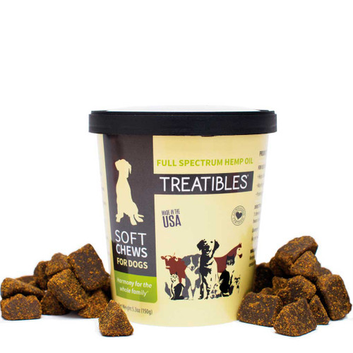 Soft cbd dog chews-1