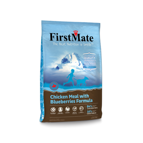 FirstMate Grain Free Chicken - 5 lb Dog