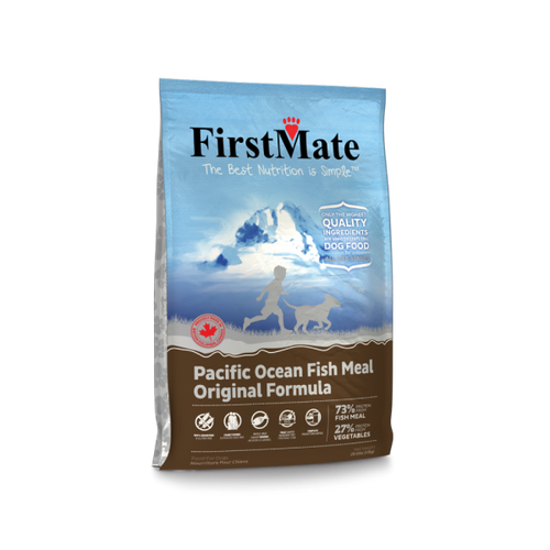 FirstMate ocean fish dog