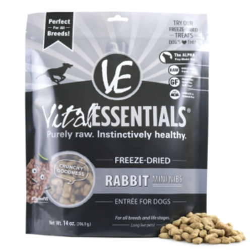 Vital Rabbit Dog Food Nibs