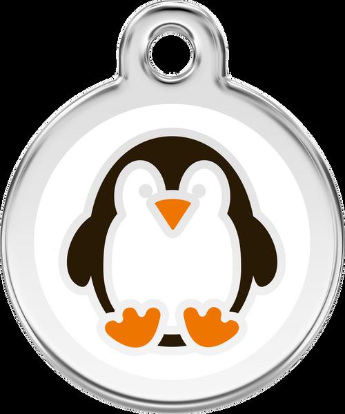 Red Dingo Tag Penguin