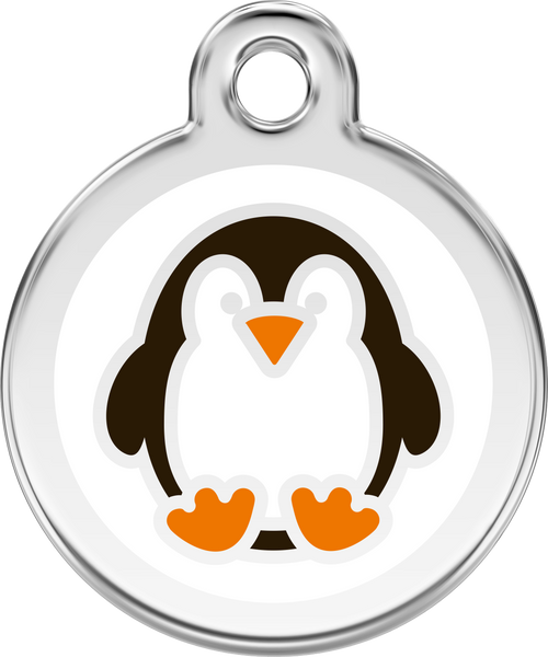 Red Dingo Tag Penguin