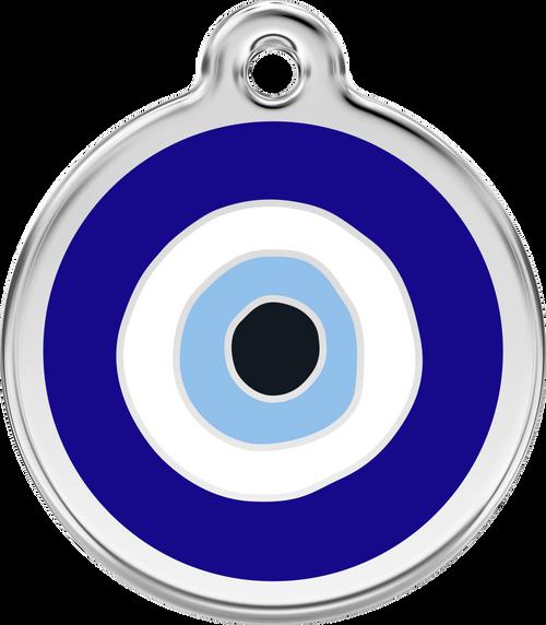 Red Dingo Tag Evil Eye