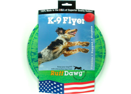 Ruffdawg K-9 Flyer Medium-Large Dogs