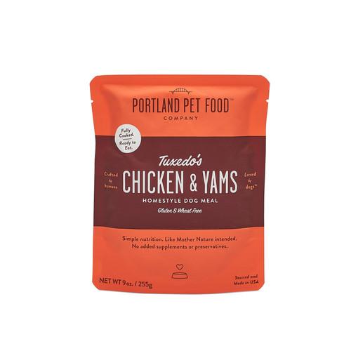 Chicken & Yams PPFC