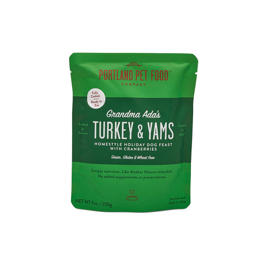 Turkey & Yams PPFC