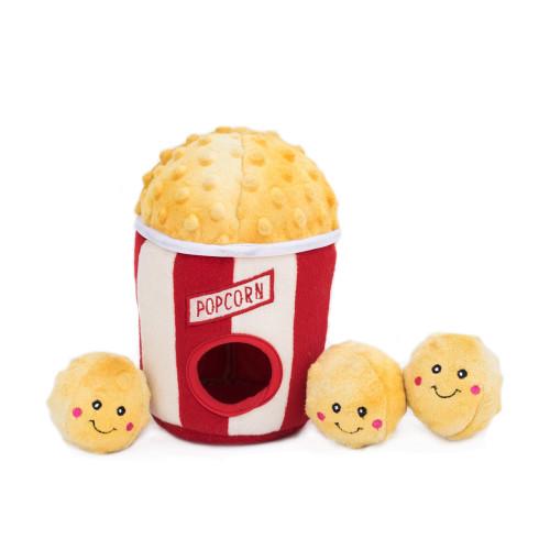 Interactive Popcorn and Bucket