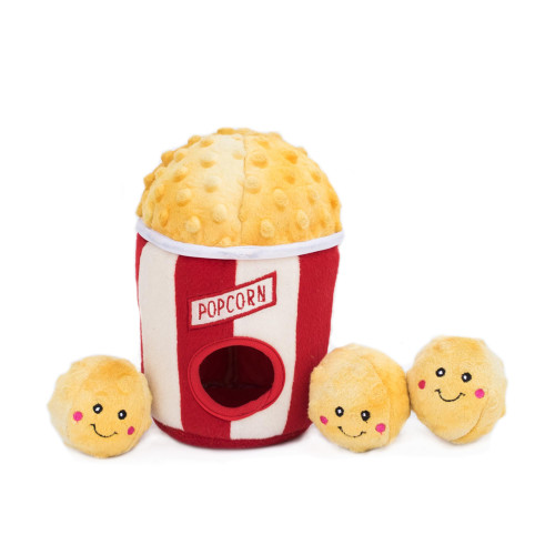Interactive Popcorn and Bucket