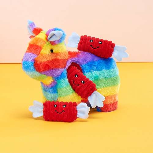 Pinata interactive dog toy