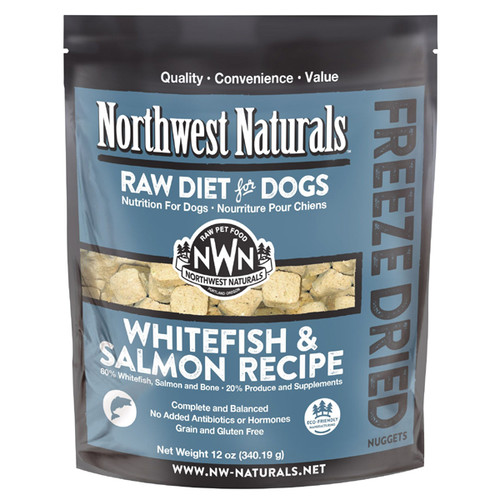 NWN Whitefish Freeze Dried Dog Food