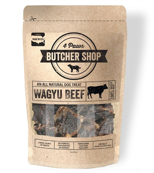 Wagyu Beef Natural Dog Treat