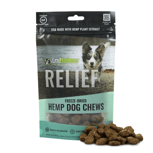 Vital Relief Hemp Chew