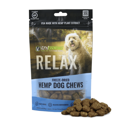 Vital Essentials Relax Hemp Chews