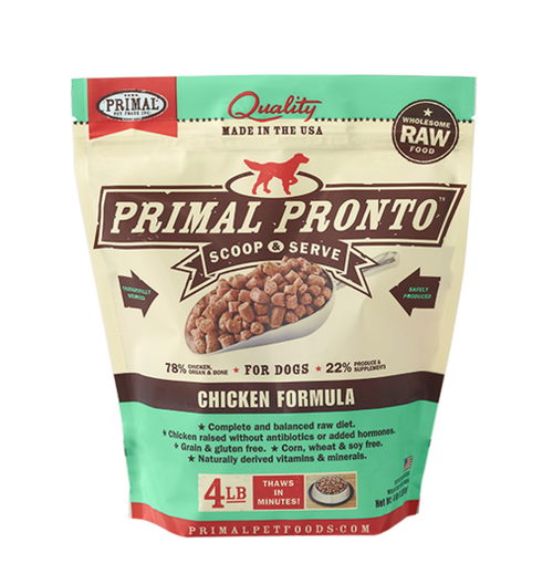 Pronto Chicken Primal 4 lb