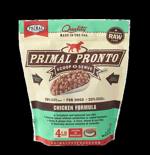 Pronto Chicken Primal 4 lb