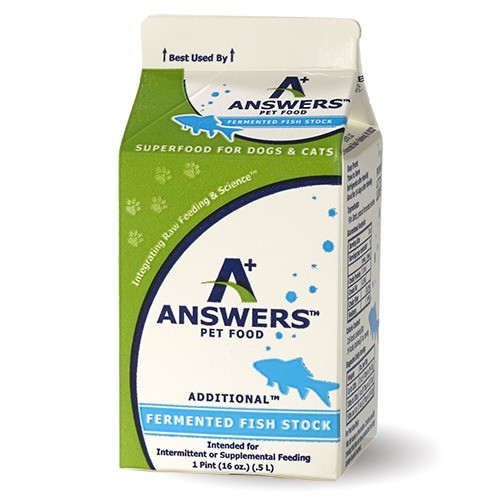 Answers Fermented Fish Stock 16 oz