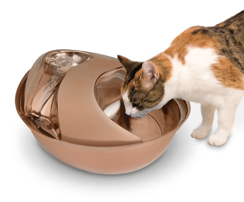 Rose Gold Special Edition Small Pet Fountain
