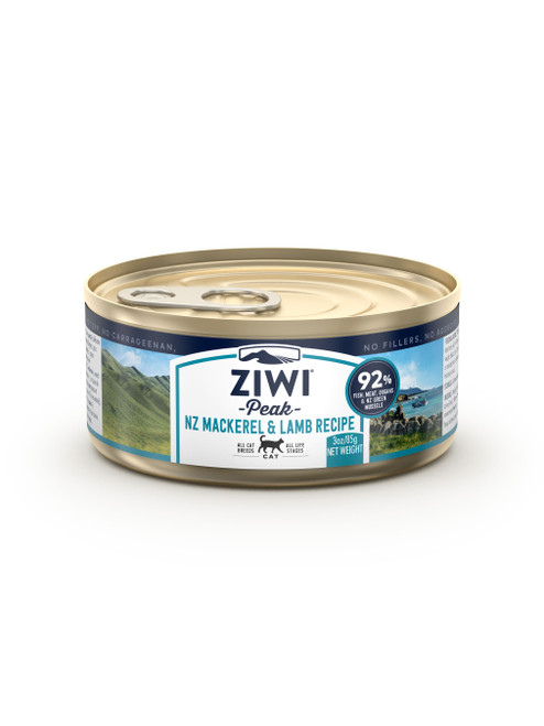Ziwi Cat Cans 3oz Lamb and Mac
