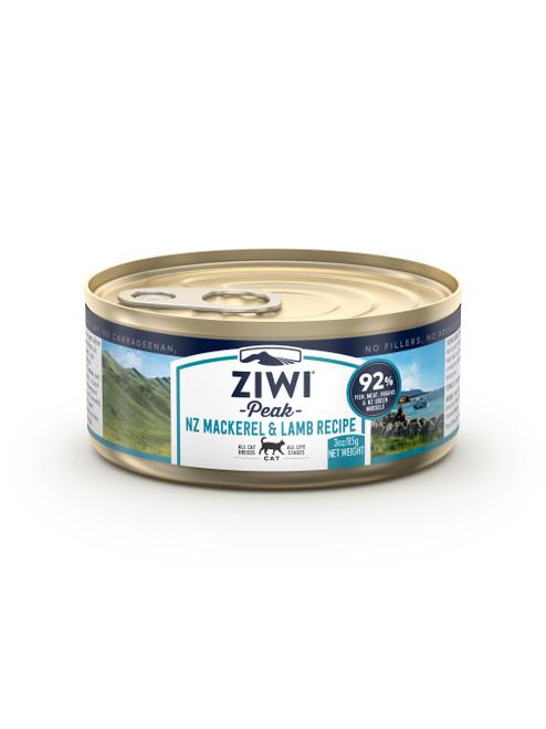 Ziwi Cat Cans 3oz Lamb and Mac