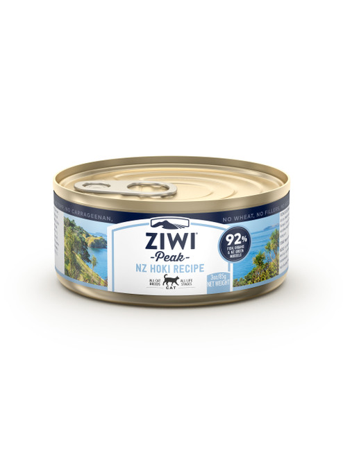 Ziwi Peak Canned Hoki