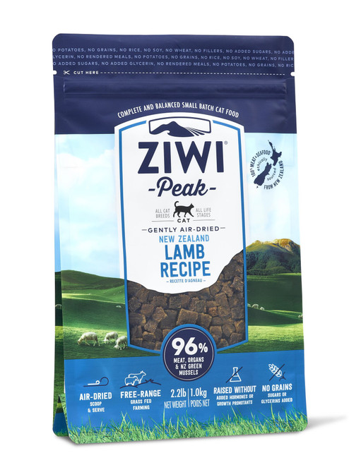 Ziwi Peak 2.2 lb Cat Lamb