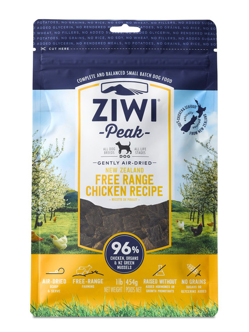 Ziwi Peak Chicken 16