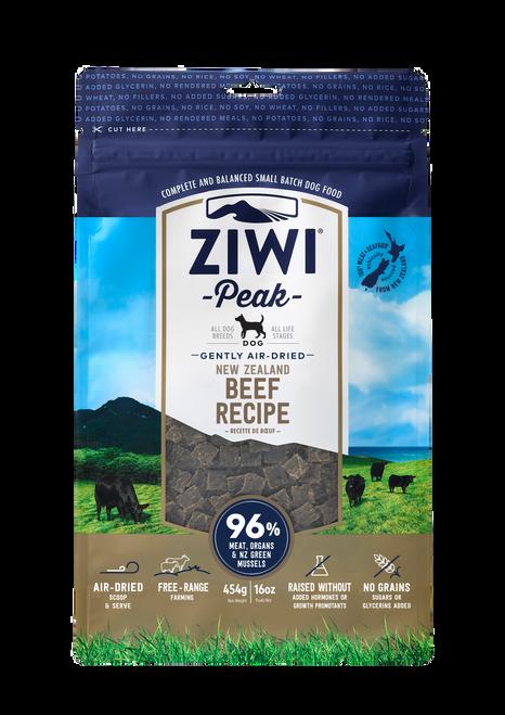 Ziwi Peak Beef 16 oz