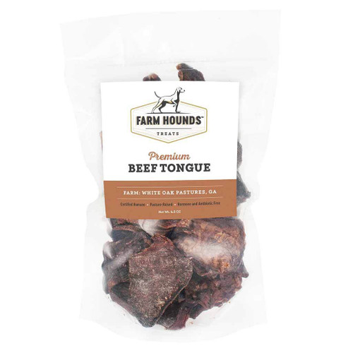 Beef Tongue by Farm Hounds