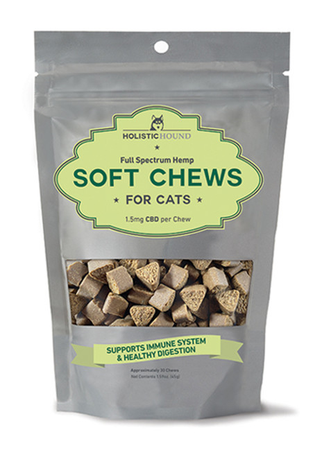 Holistic Hound Treats for Cats