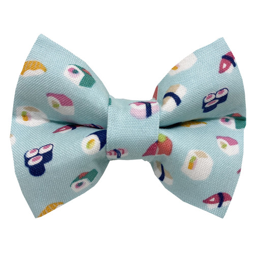 Sushi Date Dog Bow Tie