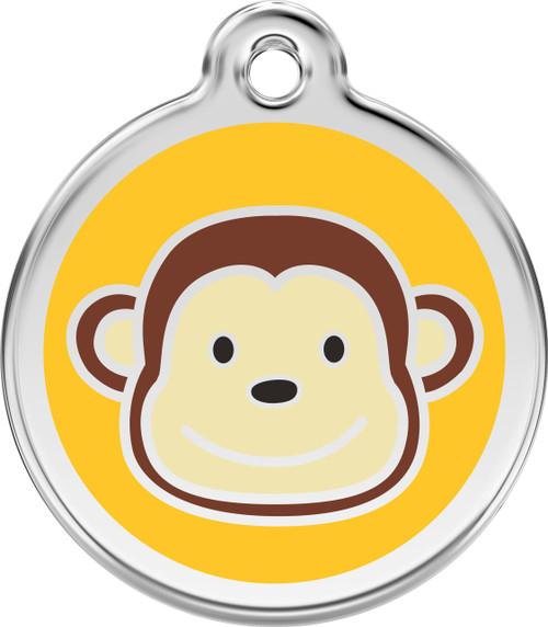 Red Dingo Ennamal Tag Monkey