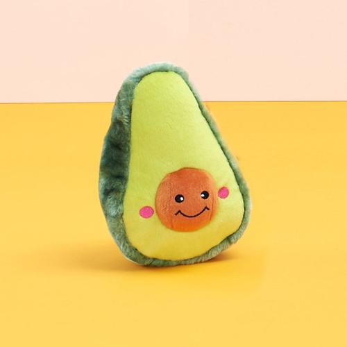 Nom Nomz Avocado Squeaky Toy